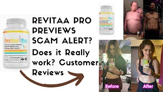 What Is Revitaa Pro?